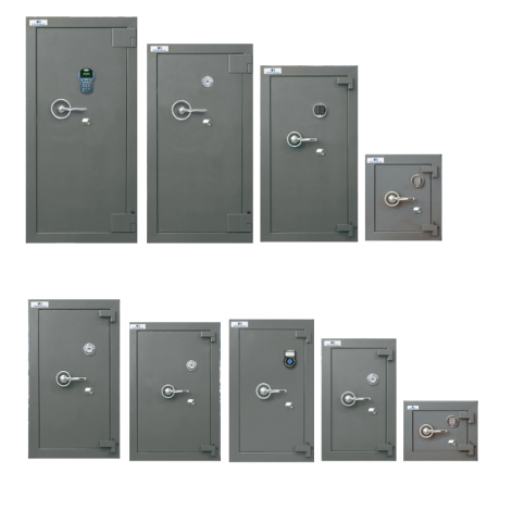 Safes 800 Light – Grade III y IV
