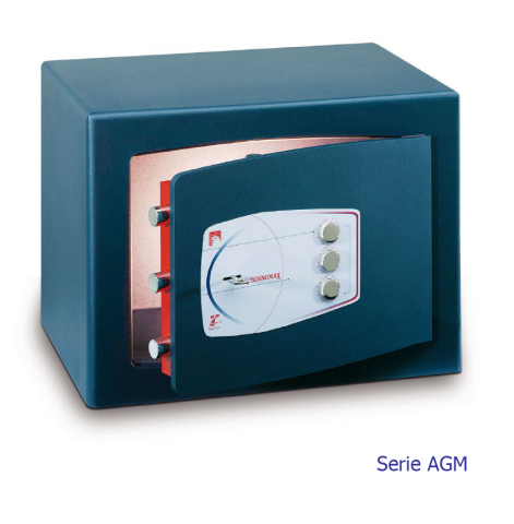 Athermic Security Safes ASM