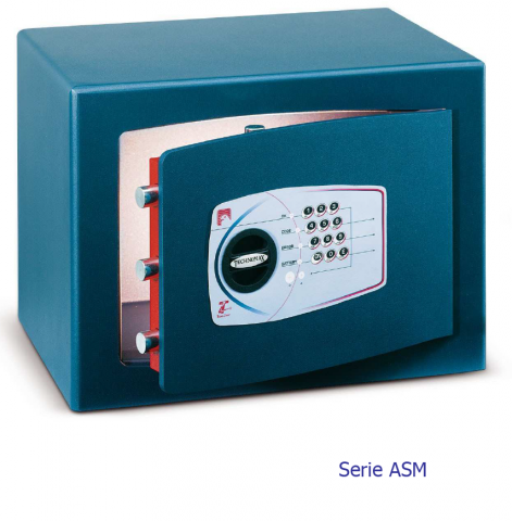 Athermic Security Safes AGM